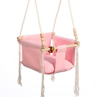 Huśtawka Retro Pink