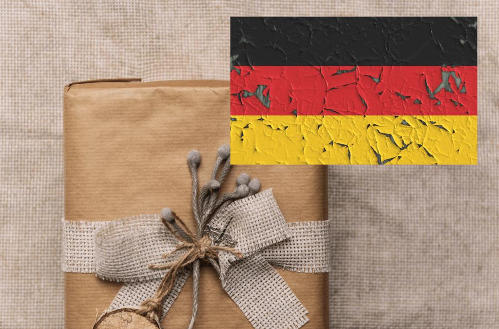 Sprzedaż do Niemiec – VerpackG czyli obowiązek rejestracji opakowań wprowadzanych na rynek niemiecki