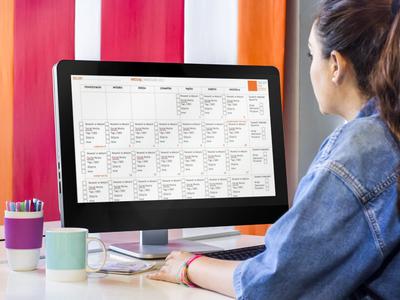 Kalendarz działań marketingowych na Etsy na 09'2019