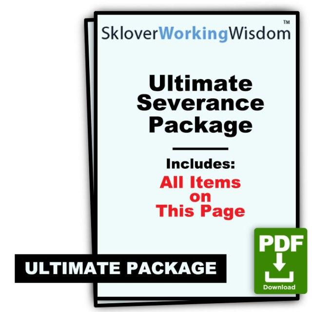 Ultimate Severance Package Sklover
