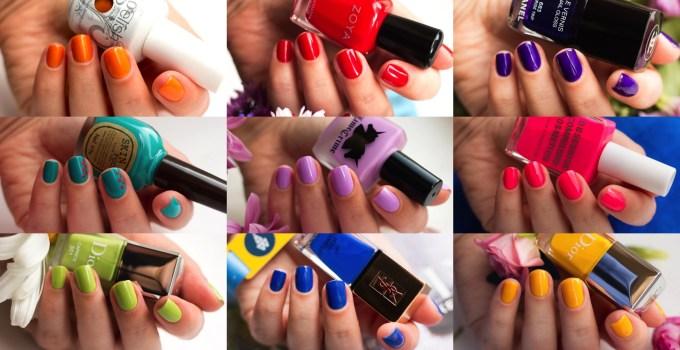 nails of the month Ann Sokolova