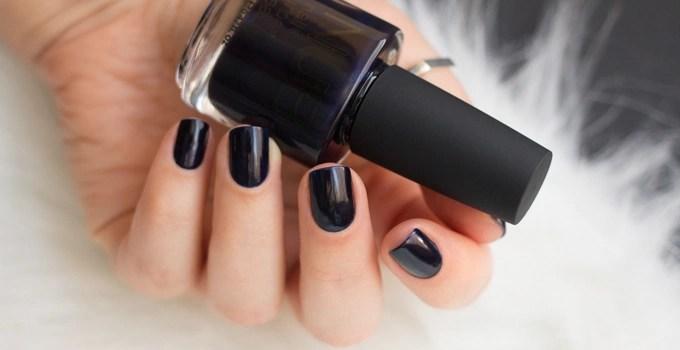 NUB Nail Urban Beauty #41 Hurricane Blue Ann Sokolova swatches