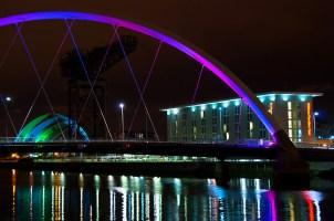 Bridge over Coloured Water