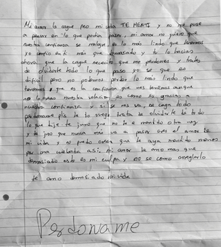 Raquel Letter