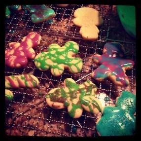 Sugar Cookies:: Christmas