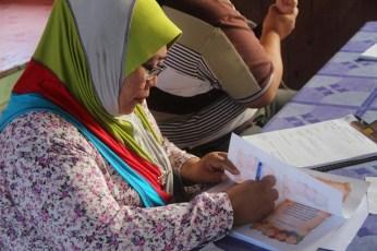 Penyelaras LINUS Puan Salmah