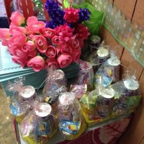 Goodies untuk pembelian Bunga Glamor