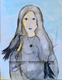 crow-maiden