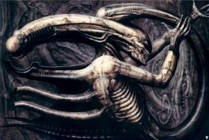 giger alien