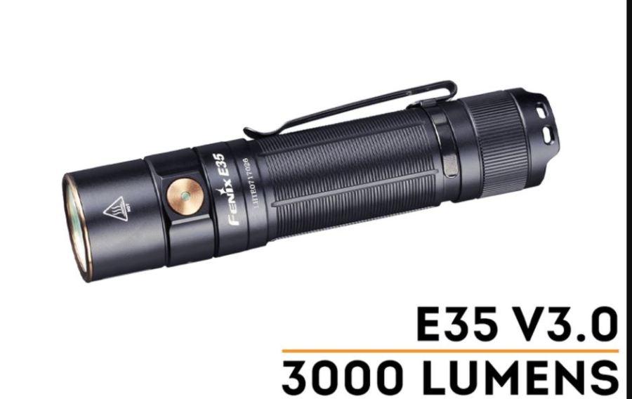 Fenyx E35 Electric Flashlight