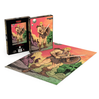 Masters of the Universe: He-Man Puzzle