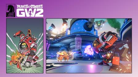 Plants Vs Zombies Garden Warfare 2 Announces Their Release Date With An Awesome Trailer