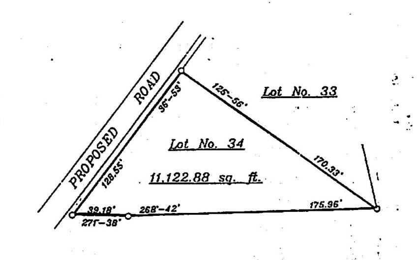 Frigate Bay Land For Sale | St Kitts | 11,122.88 sq ft