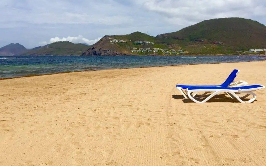 St Kitts Company For Sale with Approved Condo Development Plans, Beachfront Property in Frigate Bay, St Kitts