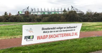 WhatsApp buurtpreventie van start in Skoatterwâld!