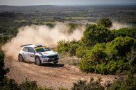 Shakedown - Rally Italia Sardegna 2020, (ITA), WRC 2, Pontus Tidemand/Patrik Barth (SWE/SWE)