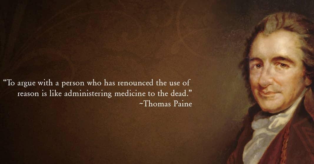 Thomas Paine (1737-1809) – fyrsti hluti
