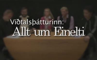 Umræðuþáttur um einelti – (Myndband)