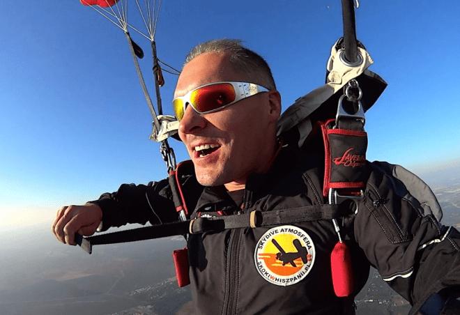 kurs spadochronowy #aff skydive.04