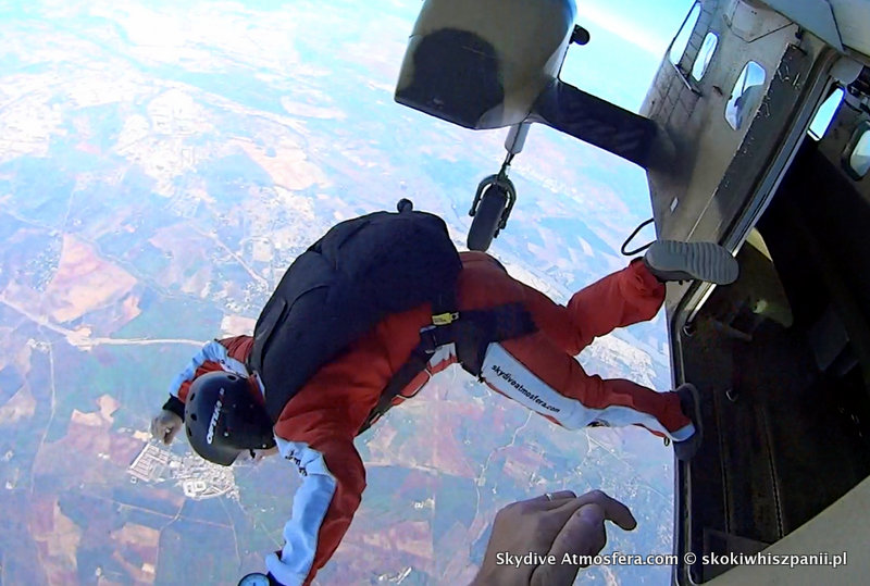 kurs spadochronowy #aff skydive.09