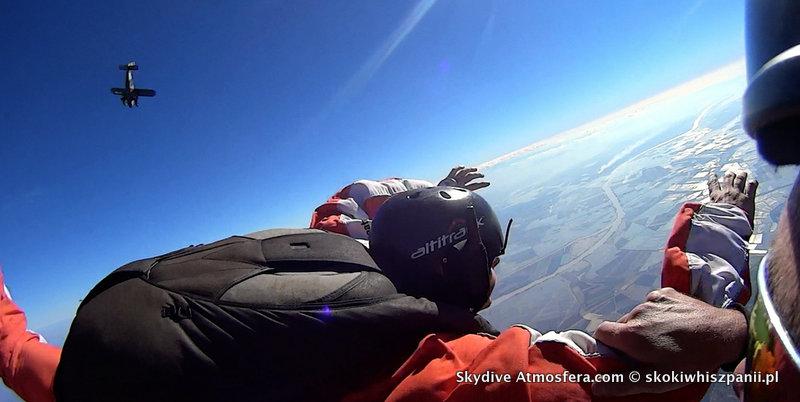 kurs spadochronowy #aff skydive.45