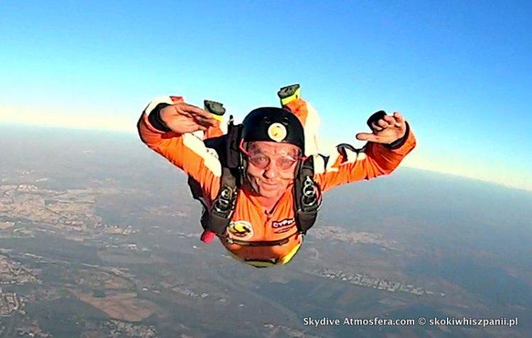 kurs spadochronowy #aff skydive.50