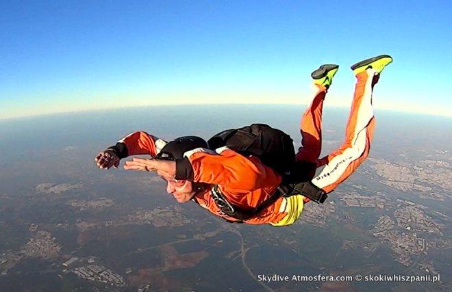 kurs spadochronowy #aff skydive.59