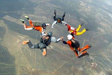 skoki spadochronowe po AFF