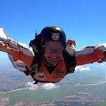 Radek skończył kurs spadochronowy AFF!