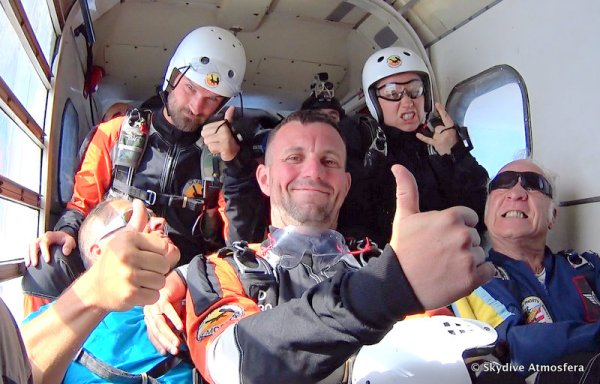 Kurs FSC Formation Skydive Course