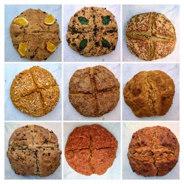 Soda bread i madkundskab