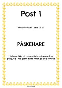thumbnail of danskløb påske