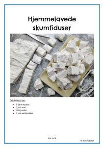 thumbnail of Hjemmelavede skumfiduser