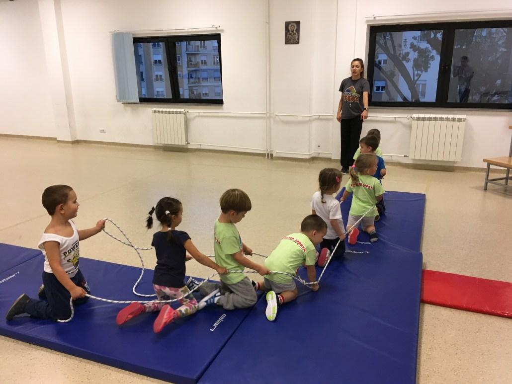 Školica sporta Stepa