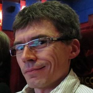 Алексей Жарков писатель
