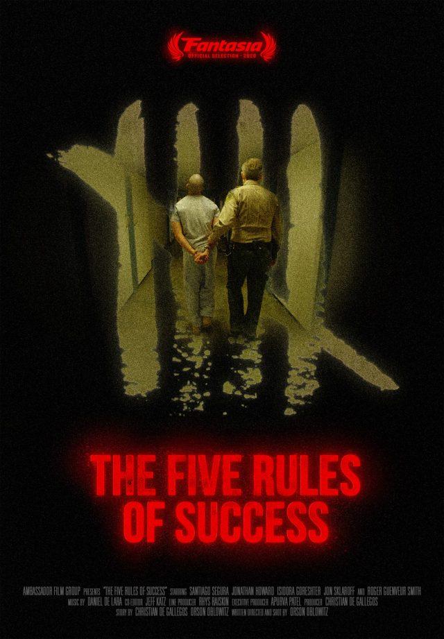 The Five Rules of Success – Fantasia 2020