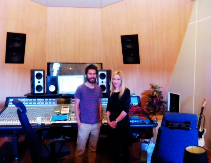 Johan FSS Album Recording