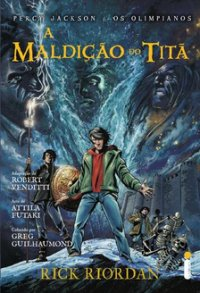 A Maldição do Titã: Graphic Novel