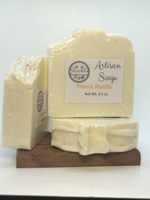 French Vanilla Soap