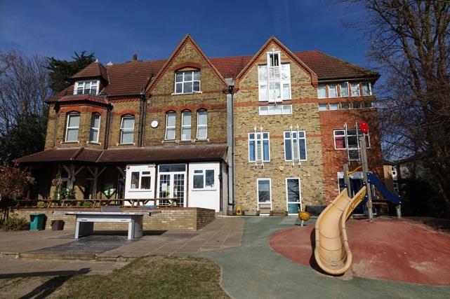Norska skolan i London