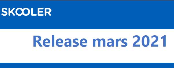 Release – Mars