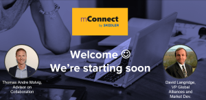 Upcoming Webinar:Learn how mConnect seamlessly integrates the powerful Moodle LMS with Teams collaborative tools
