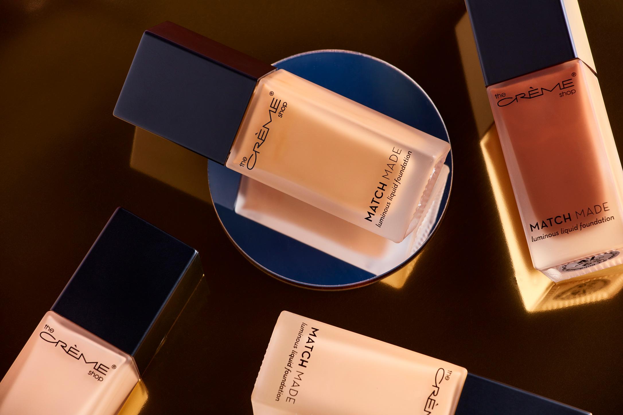 Creme Shop Foundation Products Beauty Shot
