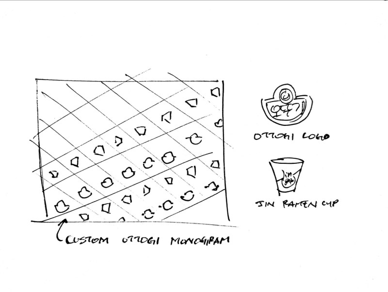 Skoop - Ottogi America Sunshine Box Sketch