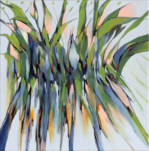 Abstrakt maleri til salg