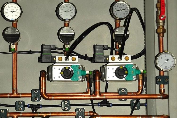 Gasverteiler Flüssigkeitsverteiler