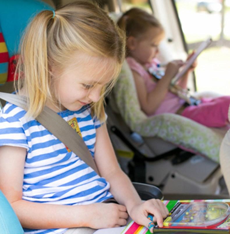 Чем занять ребенка в самолете, поезде, машине: 45 идей для игр в дороге - 2