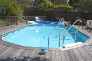 Does Your Above Ground Pool Need Rehab?