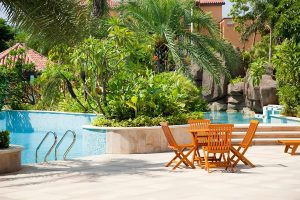 Turn Your Luzerne Backyard Into An Oasis