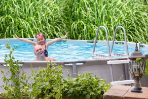 Why You Should Consider An Above-Ground Pool For Your Luzerne Summer